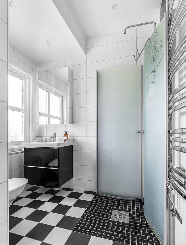 WC - Dusch